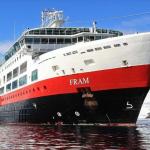 Das Expeditionsschiff Fram wartet auf Sie