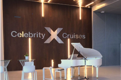 Celebrity Cruises zelebriert Celebrity Beyond