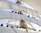 Kapitän Gerald Schöber führt ab August die neue Sea Cloud Spirit